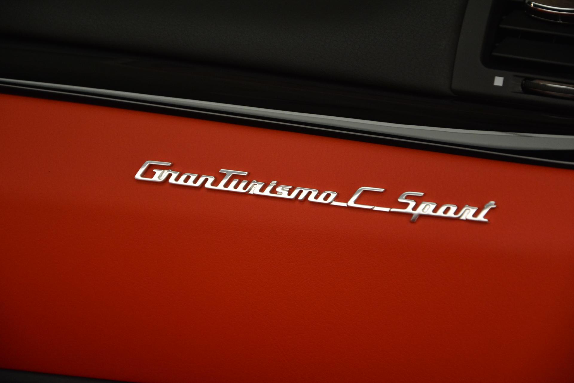 New 2017 Maserati GranTurismo Convertible Sport For Sale In Greenwich, CT. Alfa Romeo of Greenwich, M1636 156_p22