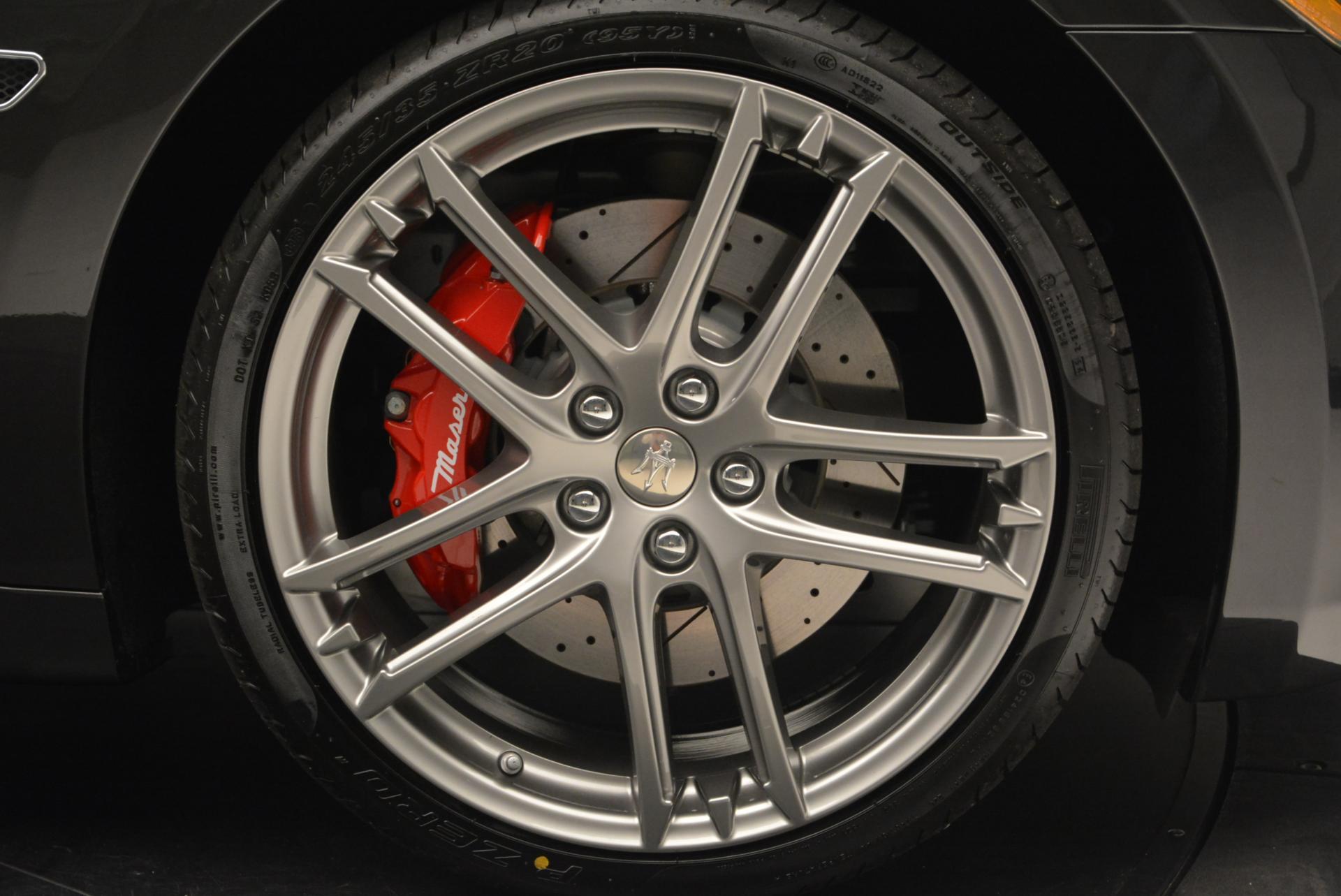 New 2017 Maserati GranTurismo Convertible Sport For Sale In Greenwich, CT. Alfa Romeo of Greenwich, M1636 156_p26