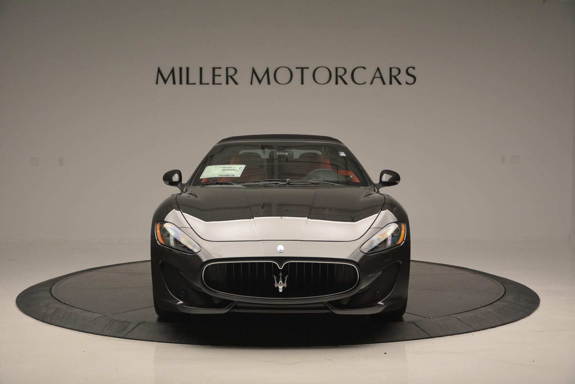 New 2017 Maserati GranTurismo Convertible Sport For Sale In Greenwich, CT. Alfa Romeo of Greenwich, M1636 156_p27