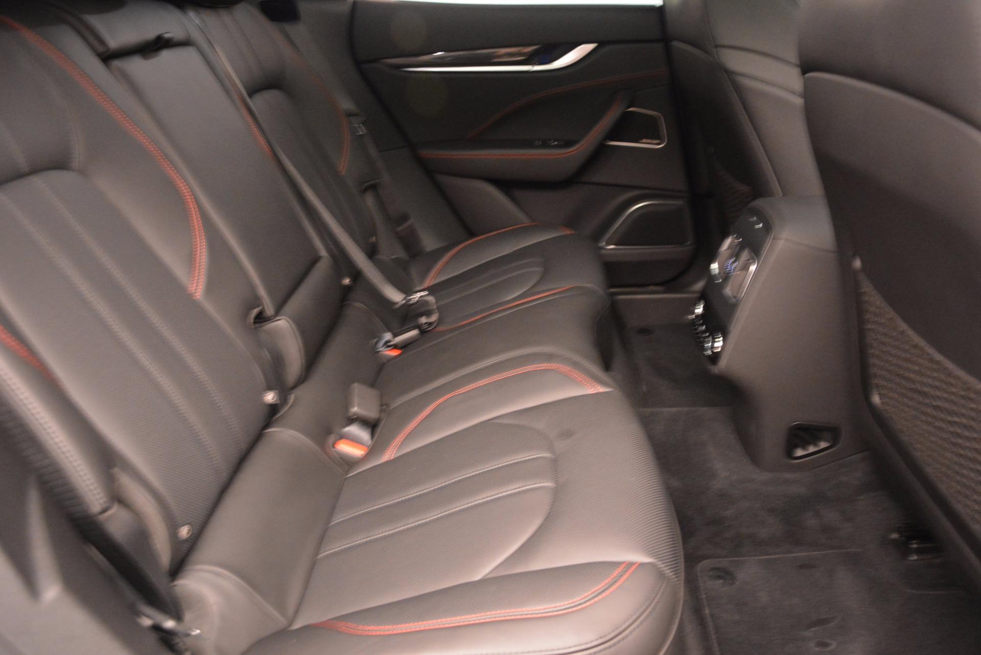 New 2017 Maserati Levante S Q4 For Sale In Greenwich, CT. Alfa Romeo of Greenwich, M1939 1560_p24