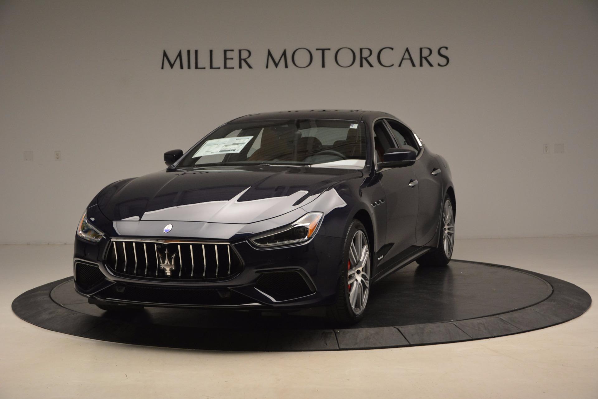 New 2018 Maserati Ghibli S Q4 Gransport For Sale In Greenwich, CT. Alfa Romeo of Greenwich, M1941 1562_main