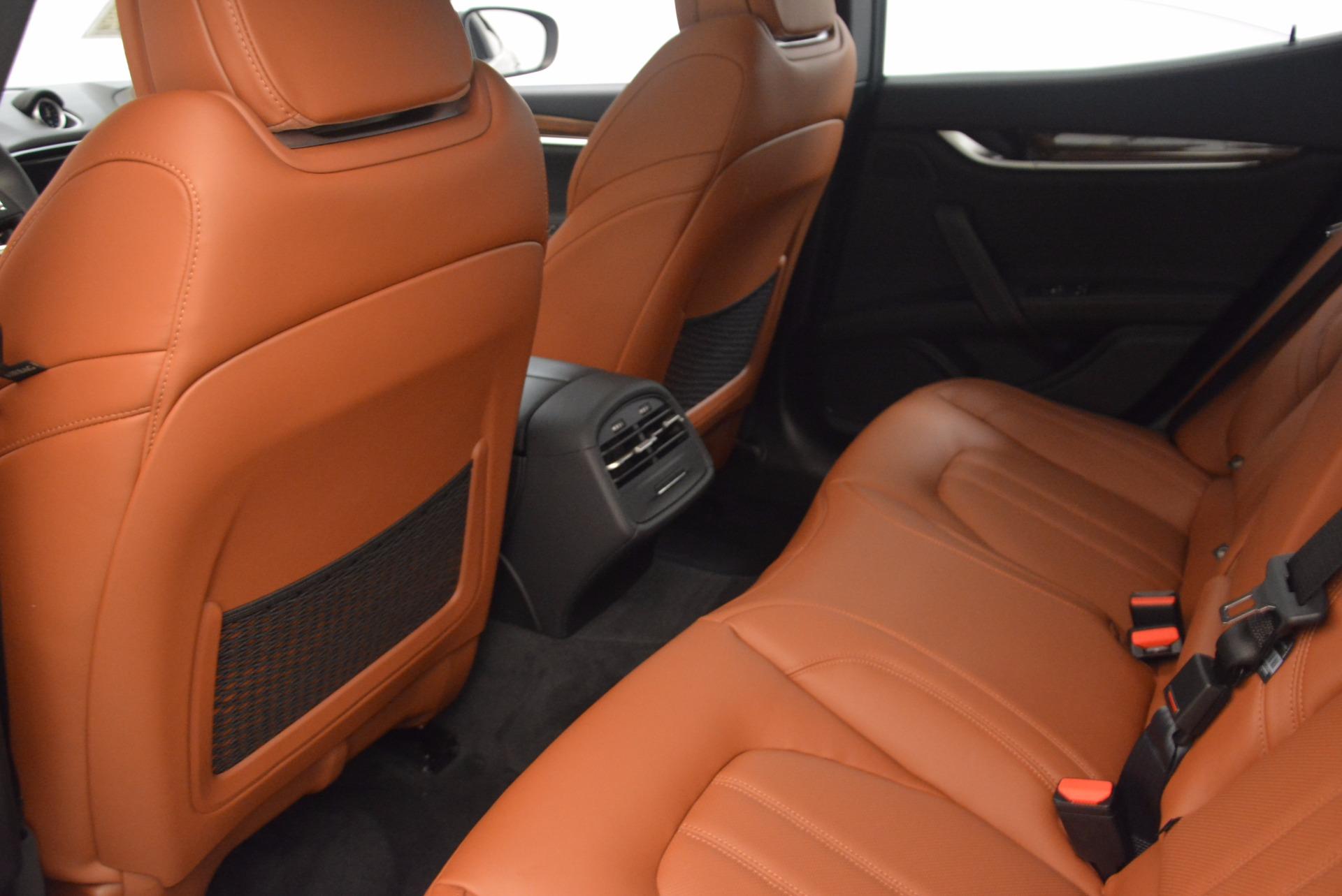 New 2018 Maserati Ghibli S Q4 Gransport For Sale In Greenwich, CT. Alfa Romeo of Greenwich, M1941 1562_p17