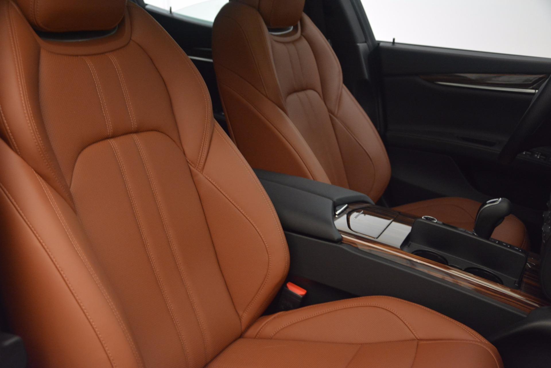 New 2018 Maserati Ghibli S Q4 Gransport For Sale In Greenwich, CT. Alfa Romeo of Greenwich, M1941 1562_p22