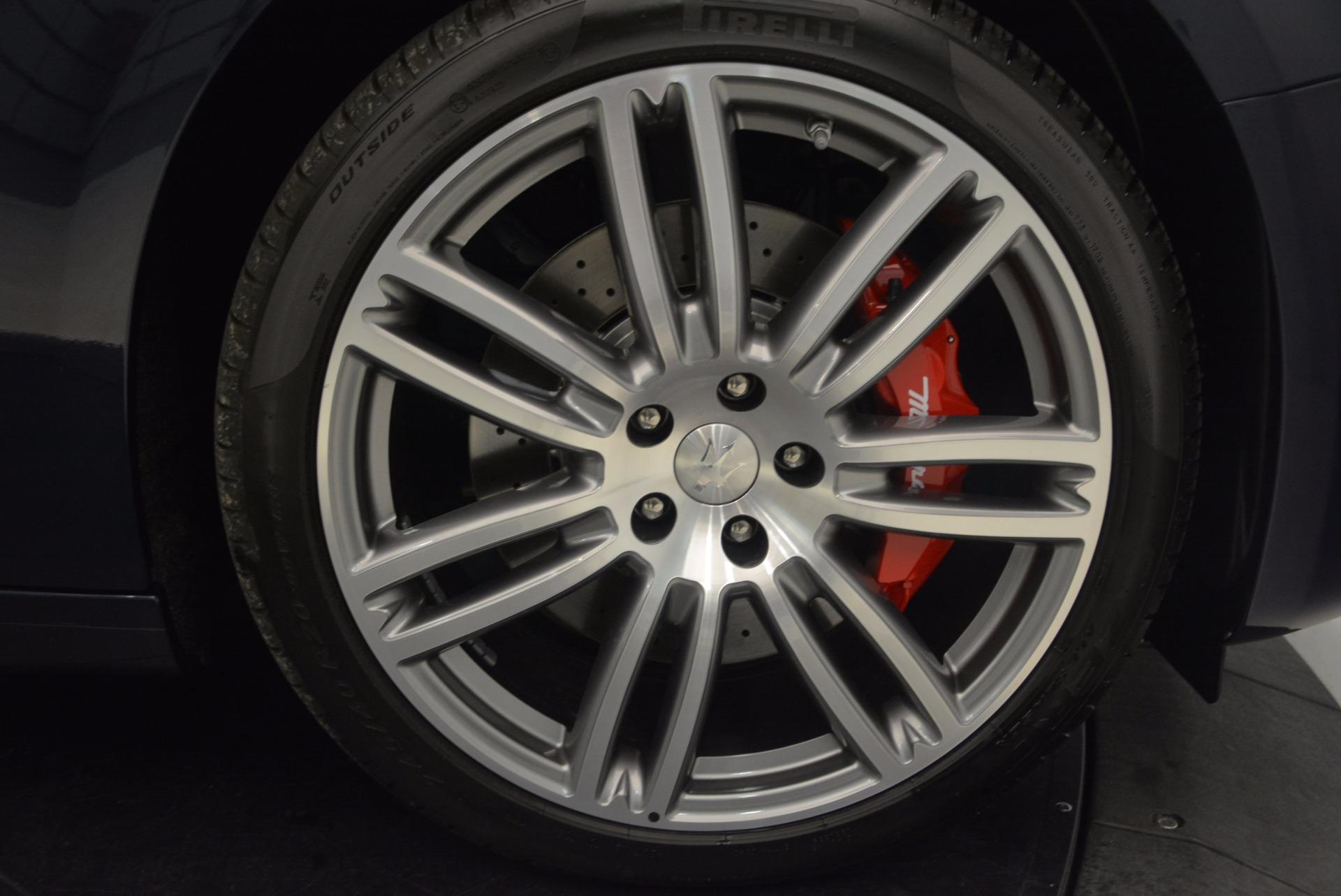 New 2018 Maserati Ghibli S Q4 Gransport For Sale In Greenwich, CT. Alfa Romeo of Greenwich, M1941 1562_p26
