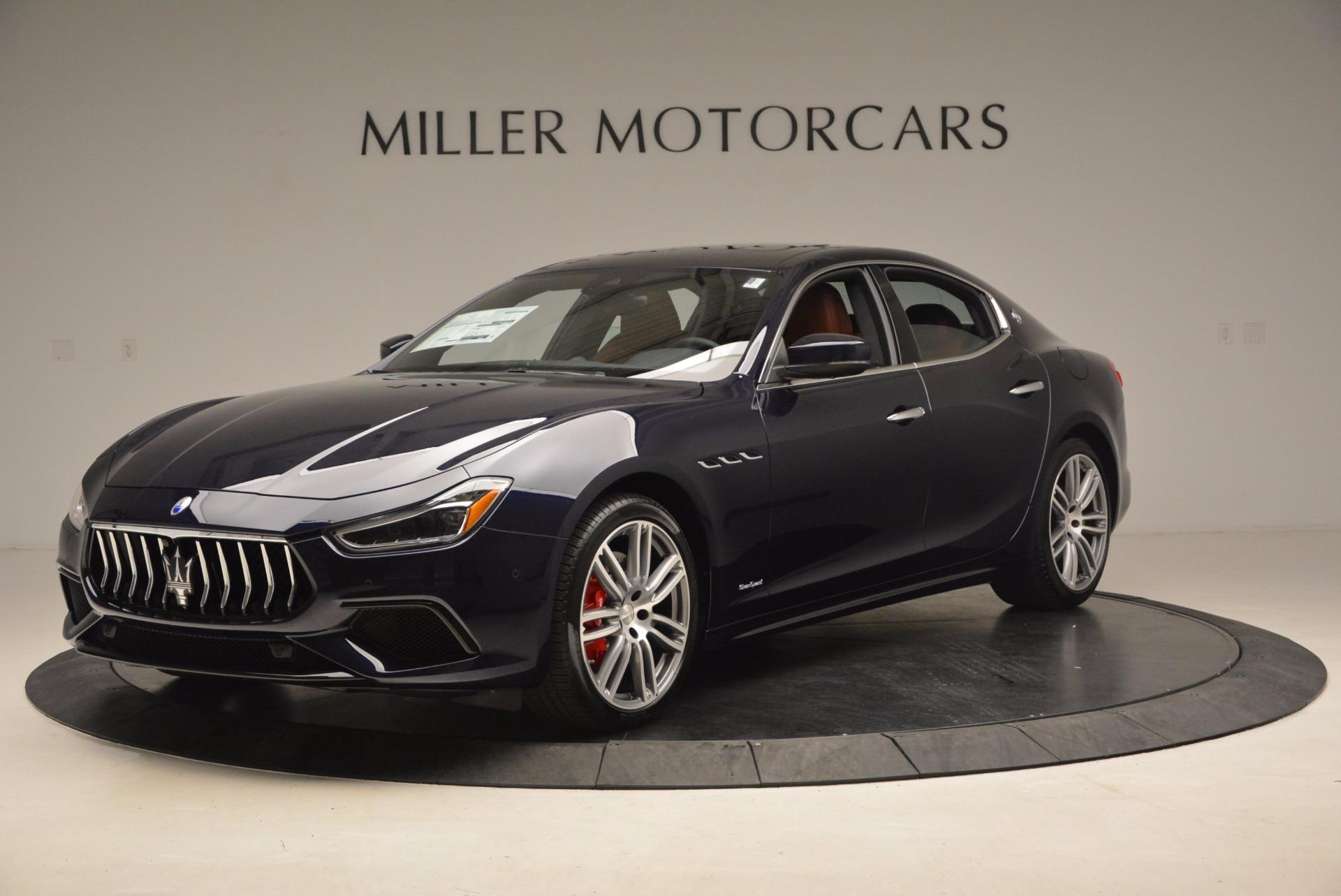 New 2018 Maserati Ghibli S Q4 Gransport For Sale In Greenwich, CT. Alfa Romeo of Greenwich, M1941 1562_p2
