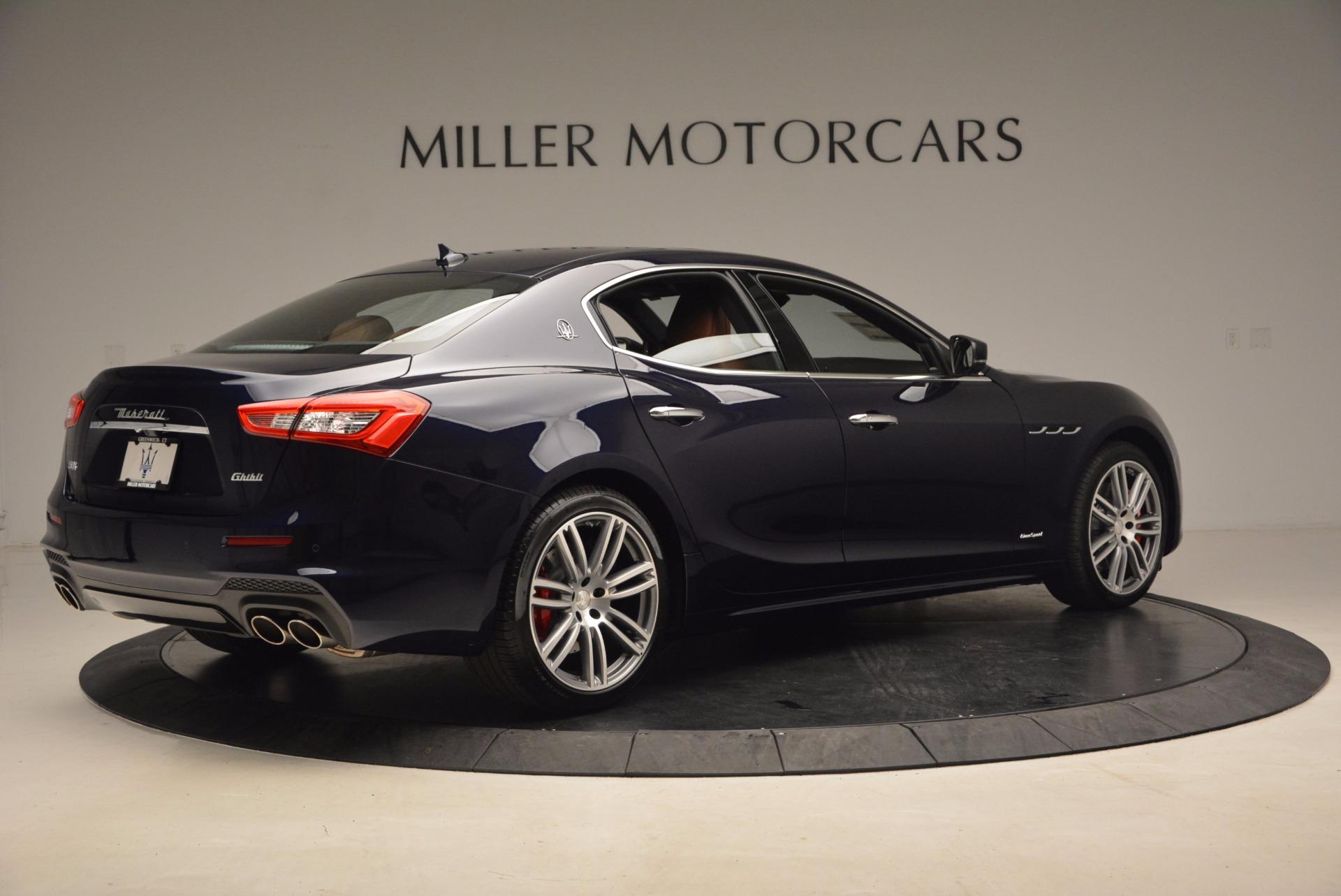 New 2018 Maserati Ghibli S Q4 Gransport For Sale In Greenwich, CT. Alfa Romeo of Greenwich, M1941 1562_p8