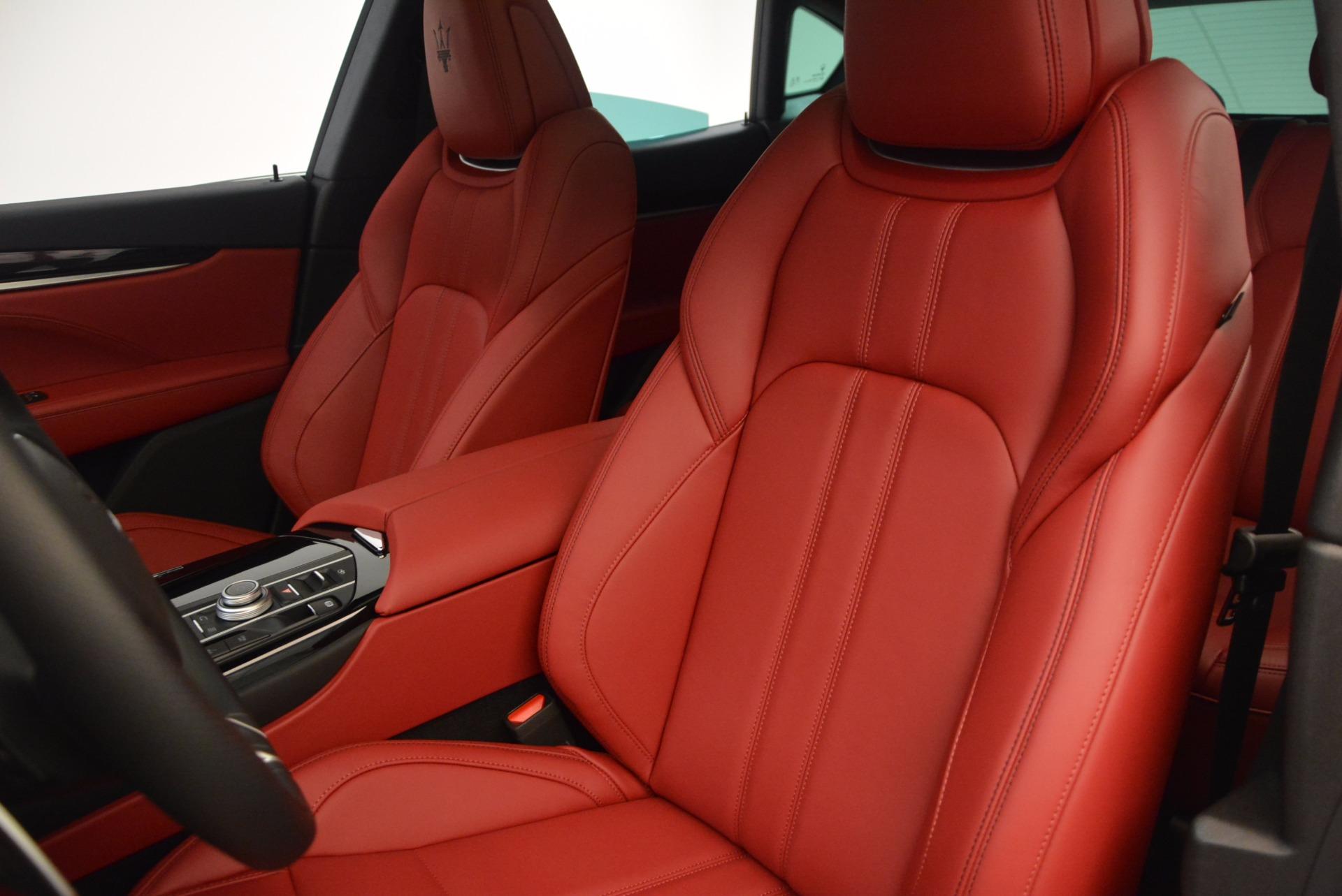 New 2018 Maserati Levante Q4 GranSport For Sale In Greenwich, CT. Alfa Romeo of Greenwich, M1942 1563_p15