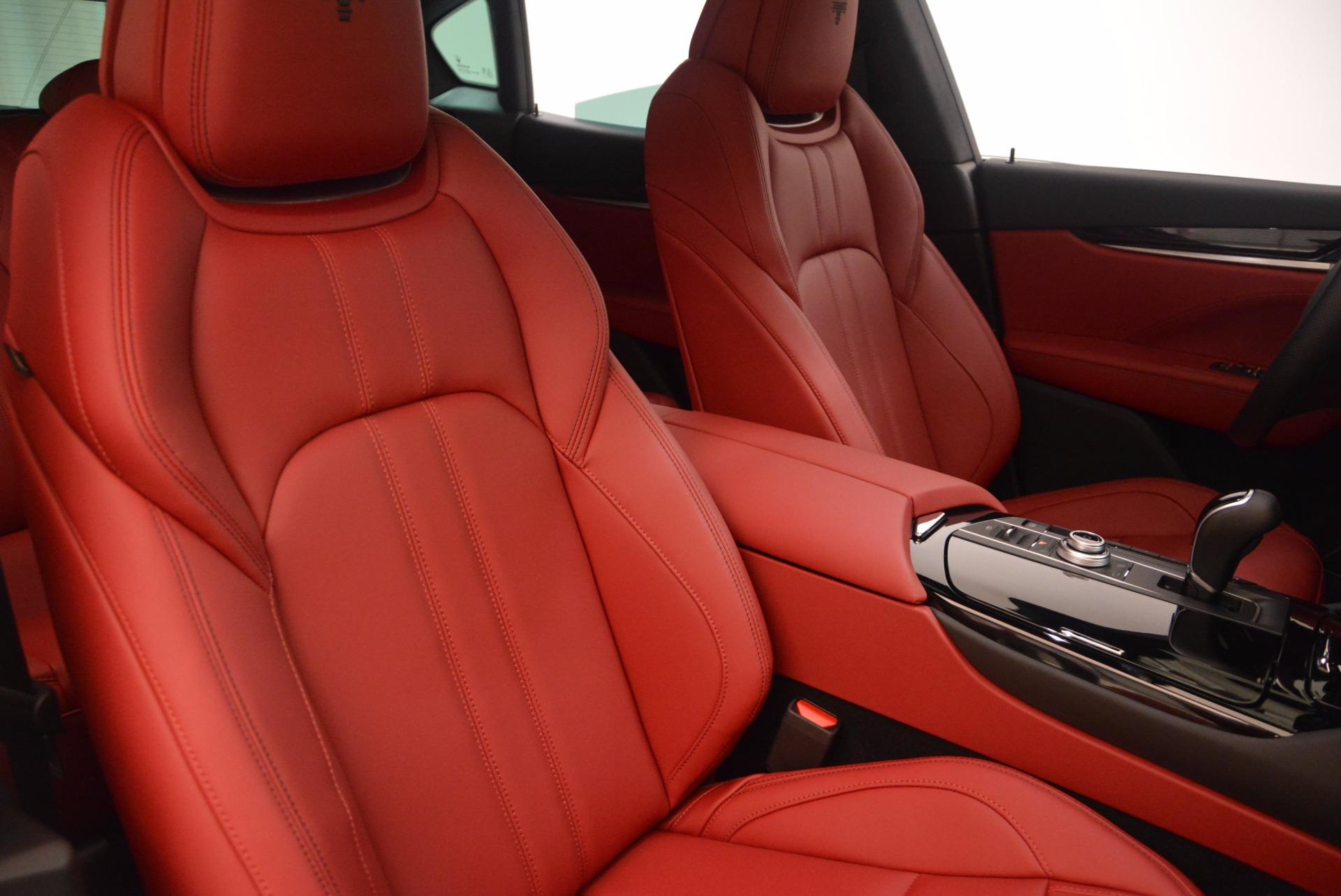 New 2018 Maserati Levante Q4 GranSport For Sale In Greenwich, CT. Alfa Romeo of Greenwich, M1942 1563_p21