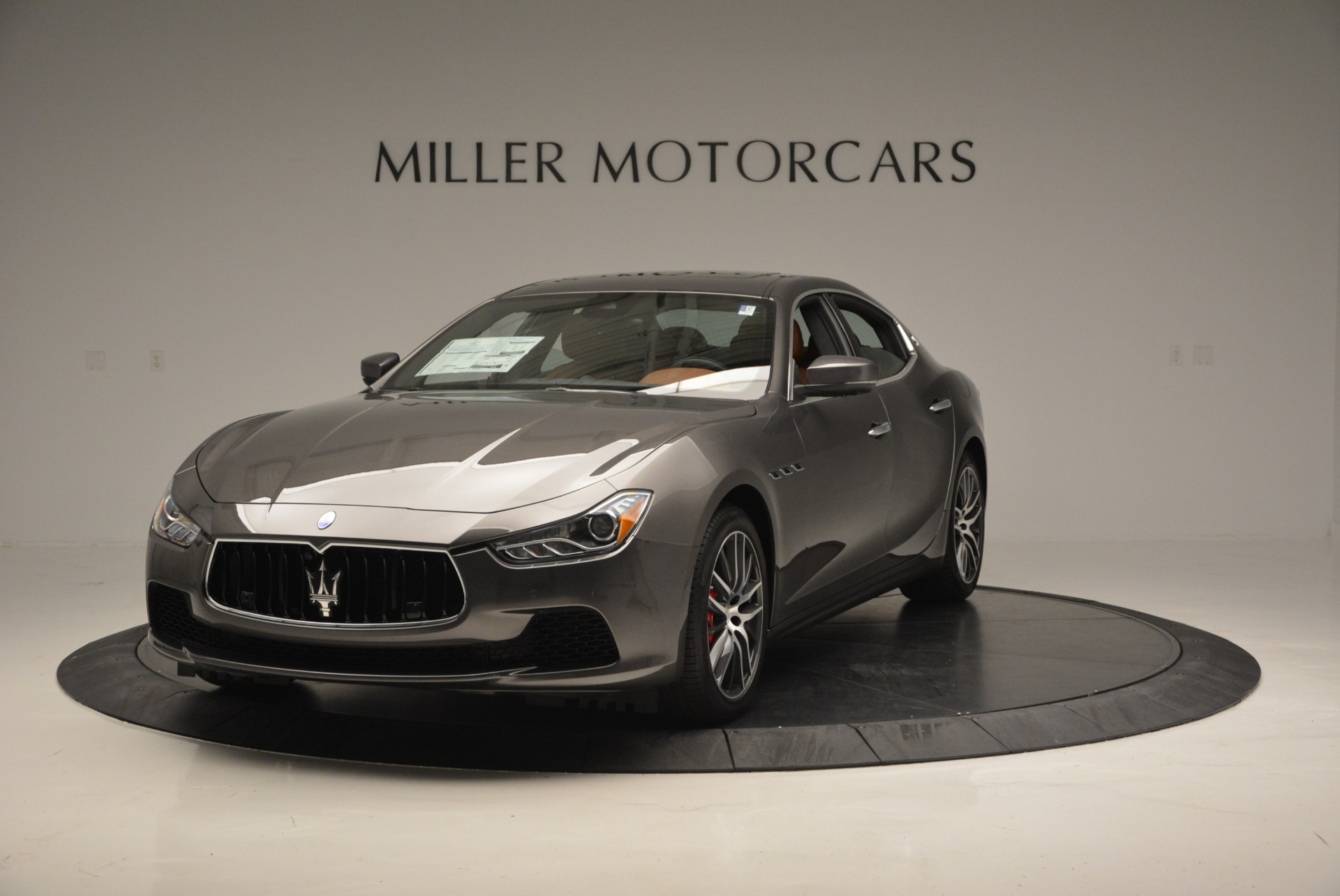 Used 2018 Maserati Ghibli S Q4 For Sale In Greenwich, CT. Alfa Romeo of Greenwich, W495