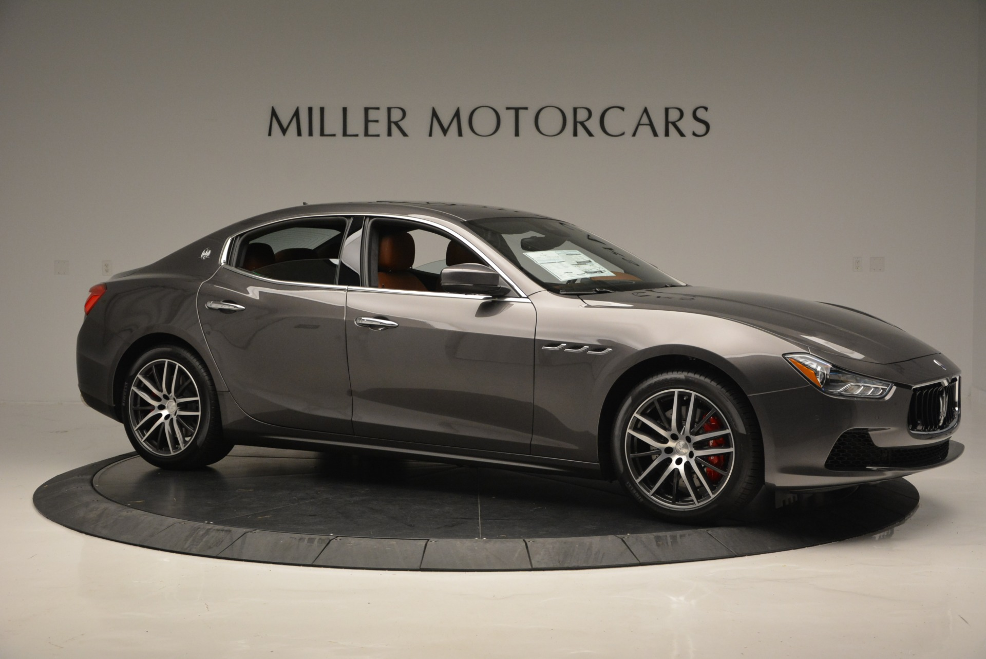 Used 2018 Maserati Ghibli S Q4 For Sale In Greenwich, CT. Alfa Romeo of Greenwich, W495 1566_p10