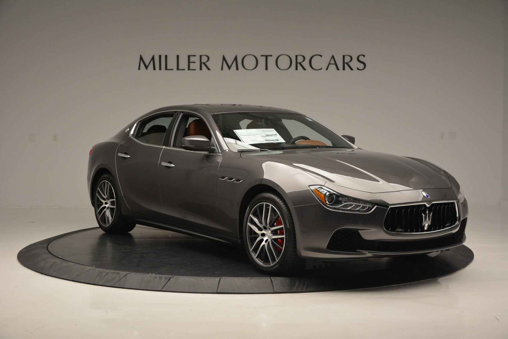Used 2018 Maserati Ghibli S Q4 For Sale In Greenwich, CT. Alfa Romeo of Greenwich, W495 1566_p11