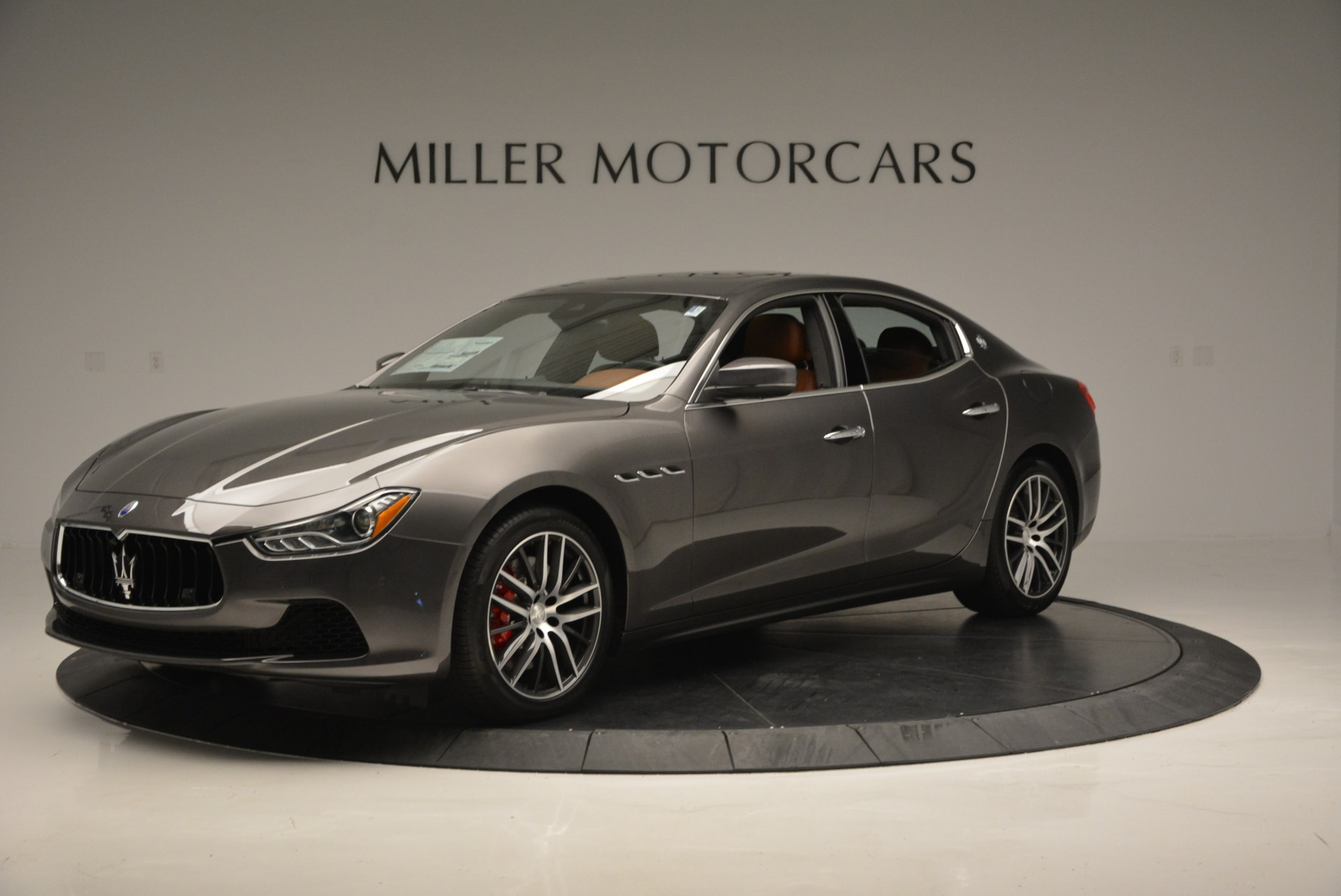 Used 2018 Maserati Ghibli S Q4 For Sale In Greenwich, CT. Alfa Romeo of Greenwich, W495 1566_p2