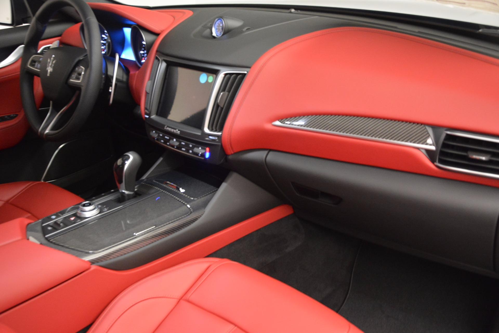 New 2018 Maserati Levante S GranSport For Sale In Greenwich, CT. Alfa Romeo of Greenwich, W496 1567_p15