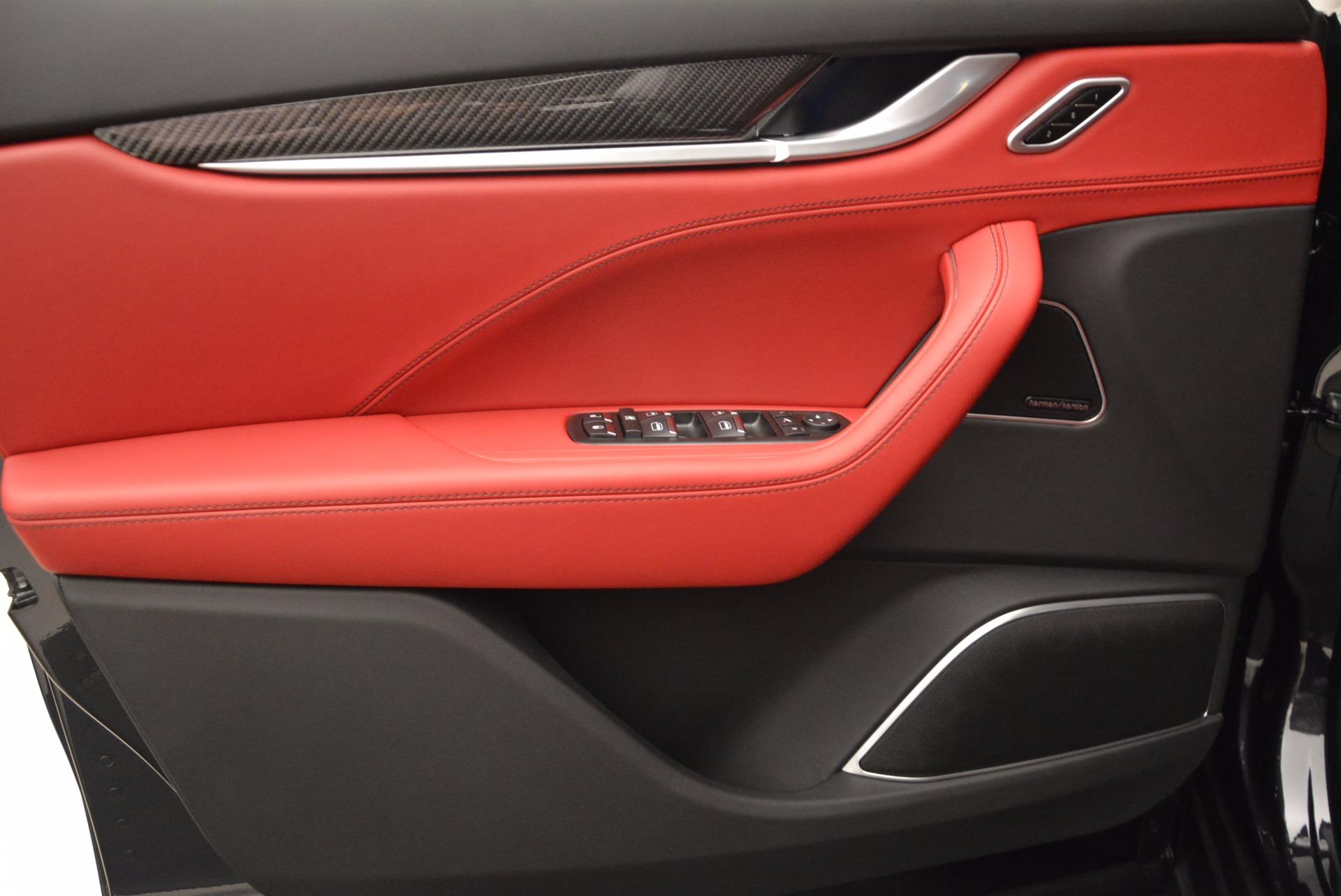 New 2018 Maserati Levante S GranSport For Sale In Greenwich, CT. Alfa Romeo of Greenwich, W496 1567_p19