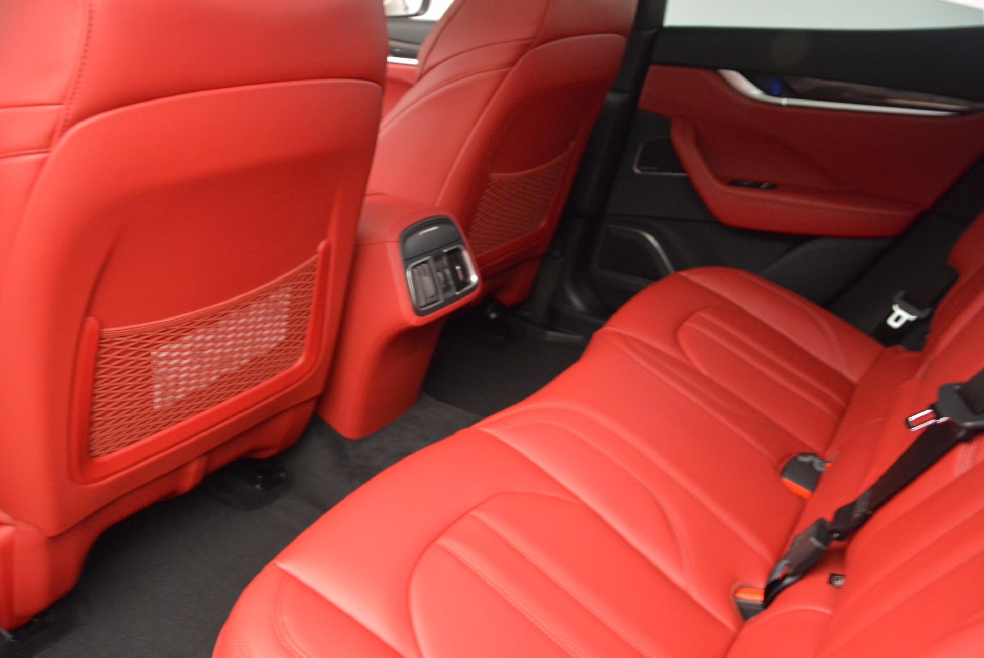 New 2018 Maserati Levante S GranSport For Sale In Greenwich, CT. Alfa Romeo of Greenwich, W496 1567_p20