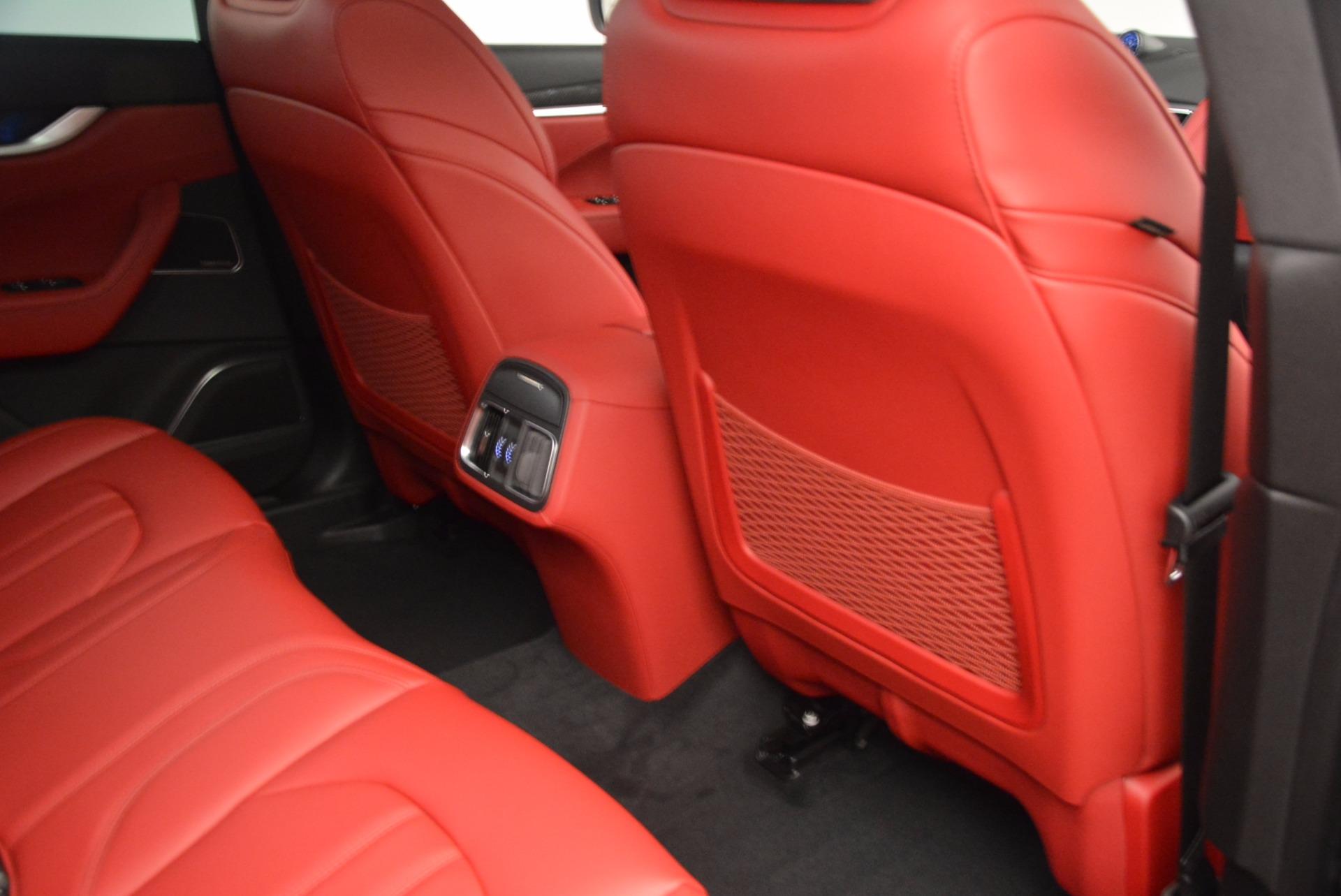 New 2018 Maserati Levante S GranSport For Sale In Greenwich, CT. Alfa Romeo of Greenwich, W496 1567_p23
