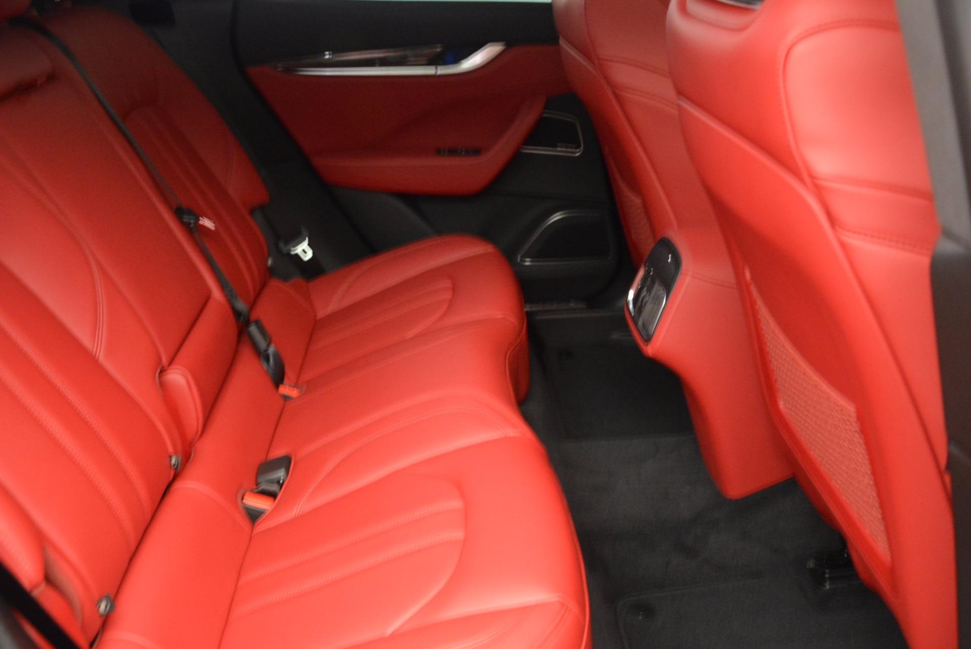 New 2018 Maserati Levante S GranSport For Sale In Greenwich, CT. Alfa Romeo of Greenwich, W496 1567_p24