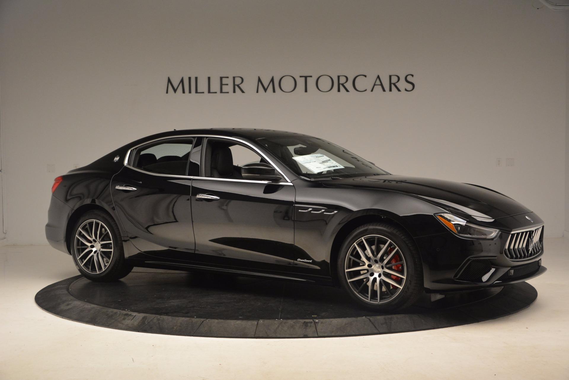 Used 2018 Maserati Ghibli S Q4 Gransport For Sale $89400 In Greenwich, CT 1568_p10