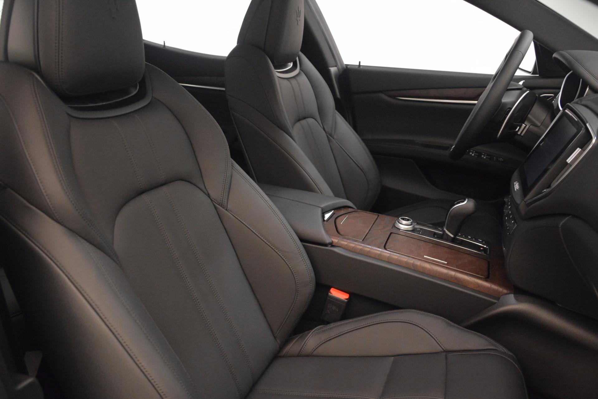 Used 2018 Maserati Ghibli S Q4 Gransport For Sale $89400 In Greenwich, CT 1568_p18