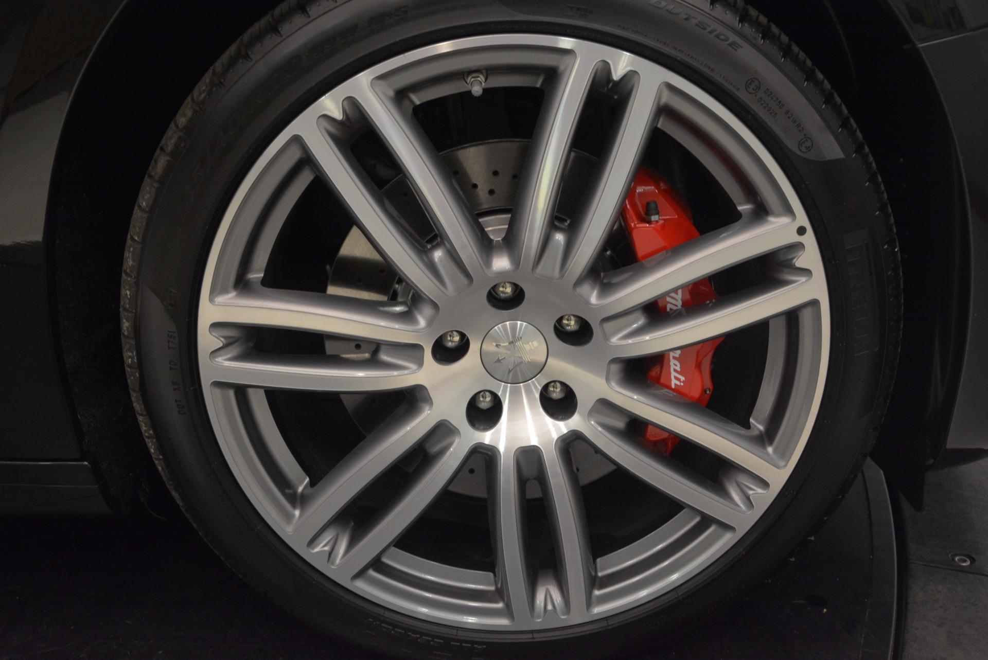 New 2018 Maserati Ghibli S Q4 GranSport For Sale In Greenwich, CT. Alfa Romeo of Greenwich, W503 1569_p25