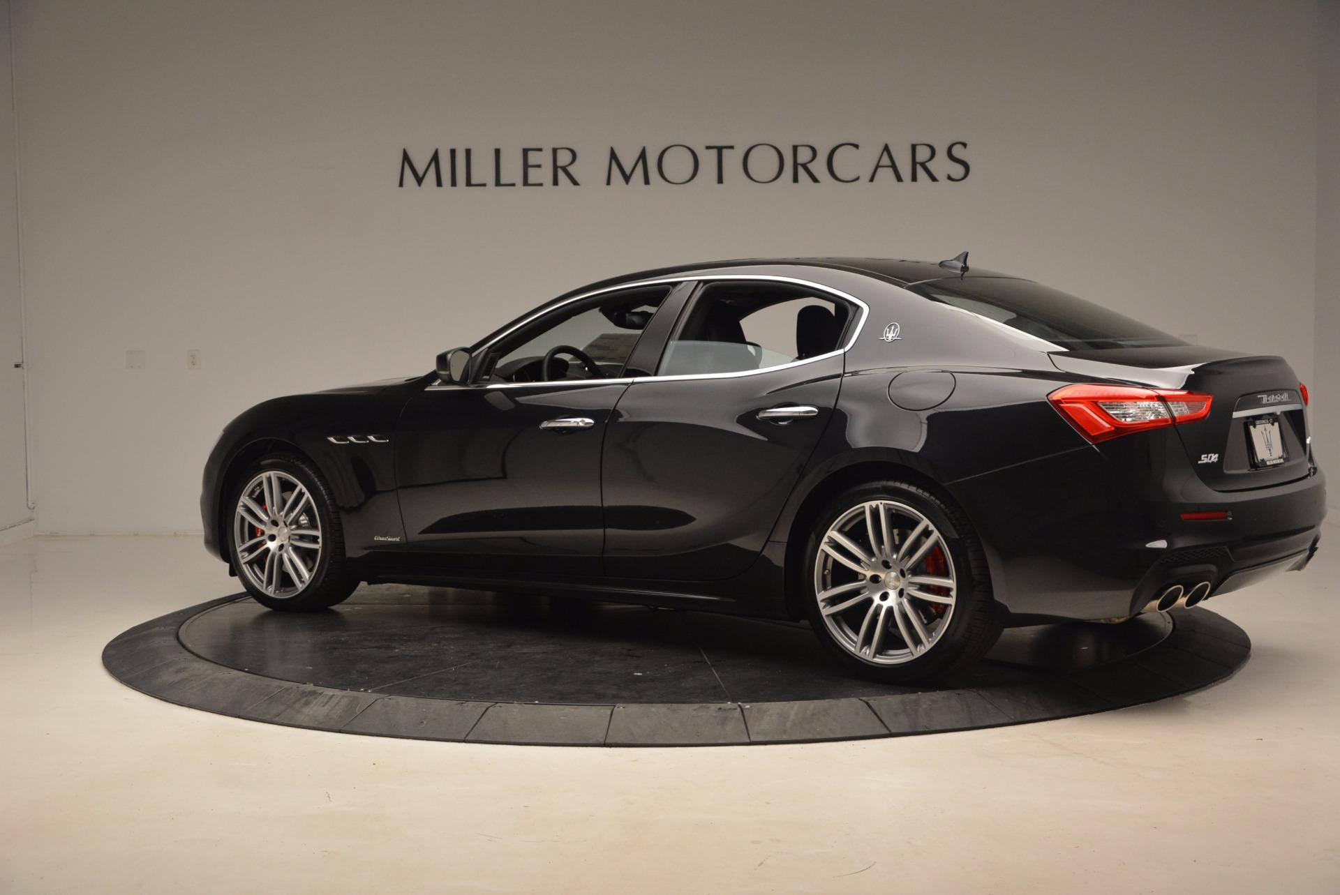 New 2018 Maserati Ghibli S Q4 GranSport For Sale In Greenwich, CT. Alfa Romeo of Greenwich, W503 1569_p4