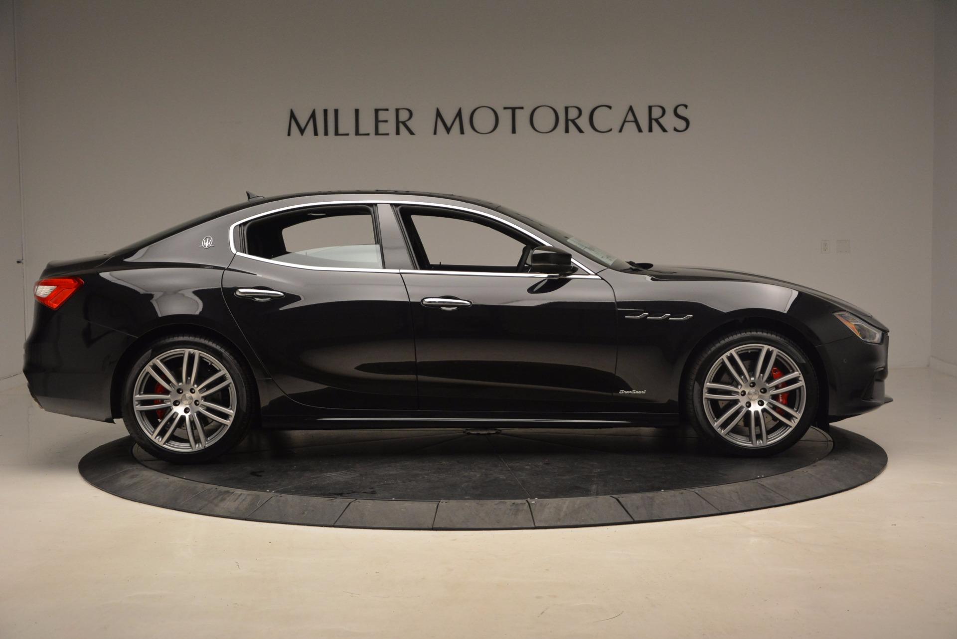 New 2018 Maserati Ghibli S Q4 GranSport For Sale In Greenwich, CT. Alfa Romeo of Greenwich, W503 1569_p9