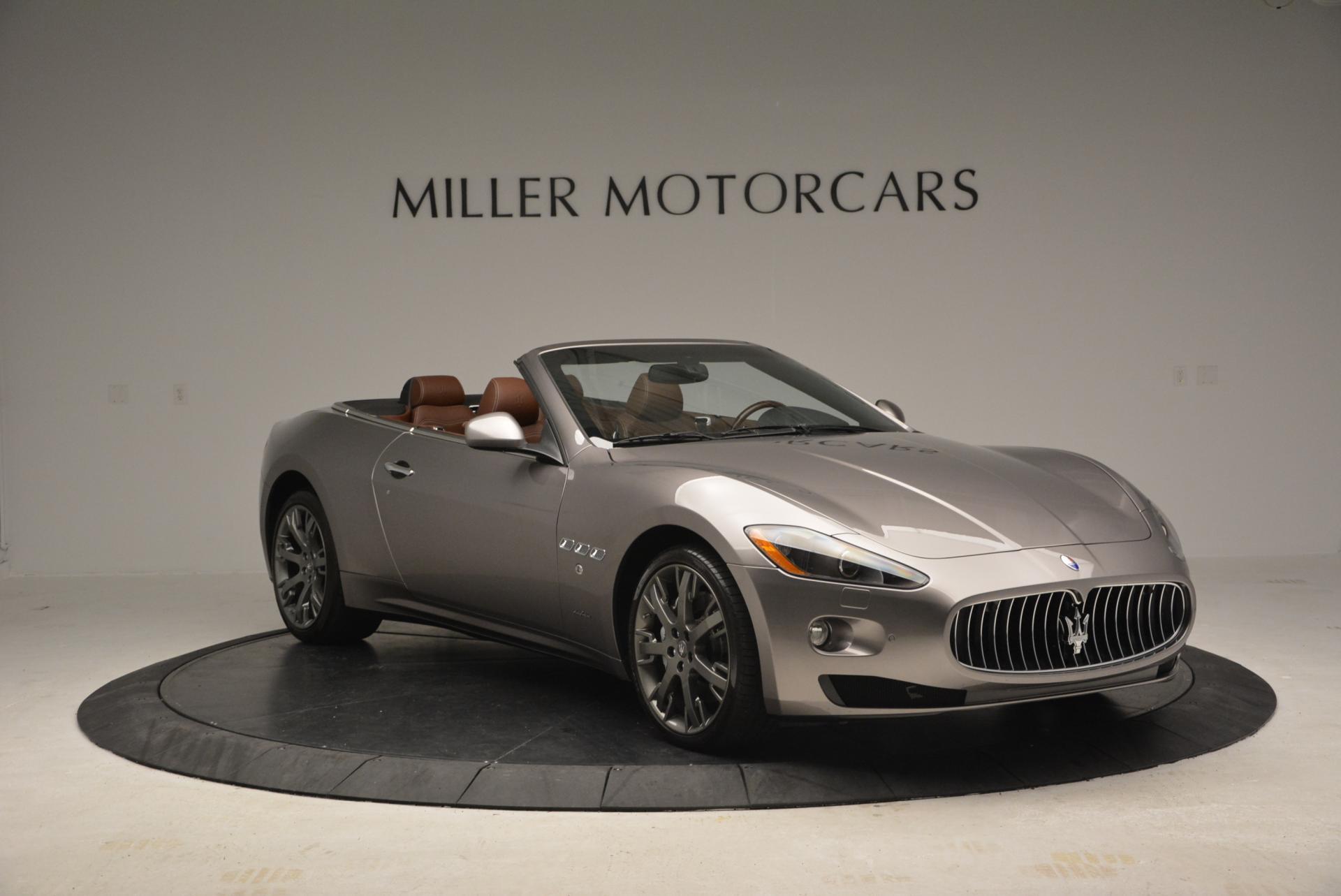 Used 2012 Maserati GranTurismo  For Sale In Greenwich, CT. Alfa Romeo of Greenwich, B1127A 157_p11