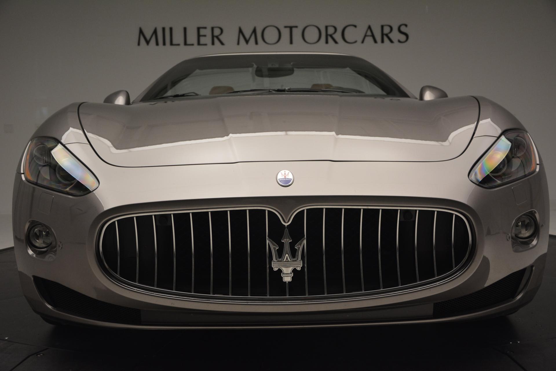 Used 2012 Maserati GranTurismo  For Sale In Greenwich, CT. Alfa Romeo of Greenwich, B1127A 157_p20