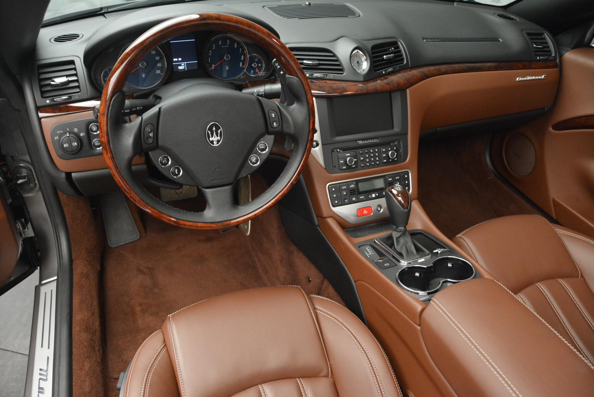 Used 2012 Maserati GranTurismo  For Sale In Greenwich, CT. Alfa Romeo of Greenwich, B1127A 157_p21