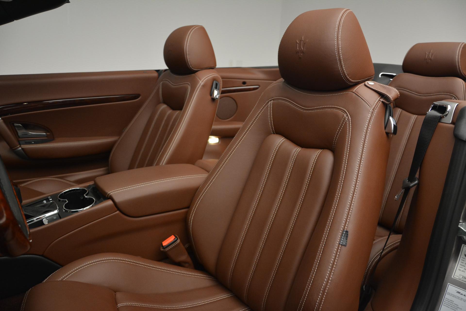Used 2012 Maserati GranTurismo  For Sale In Greenwich, CT. Alfa Romeo of Greenwich, B1127A 157_p23