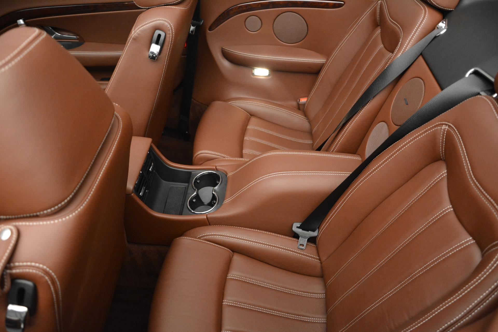 Used 2012 Maserati GranTurismo  For Sale In Greenwich, CT. Alfa Romeo of Greenwich, B1127A 157_p25
