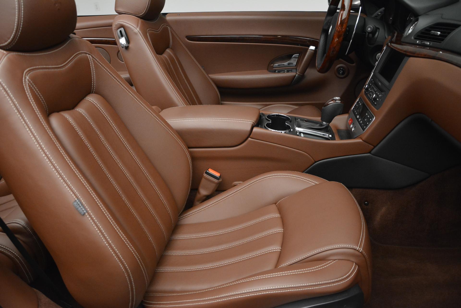 Used 2012 Maserati GranTurismo  For Sale In Greenwich, CT. Alfa Romeo of Greenwich, B1127A 157_p27