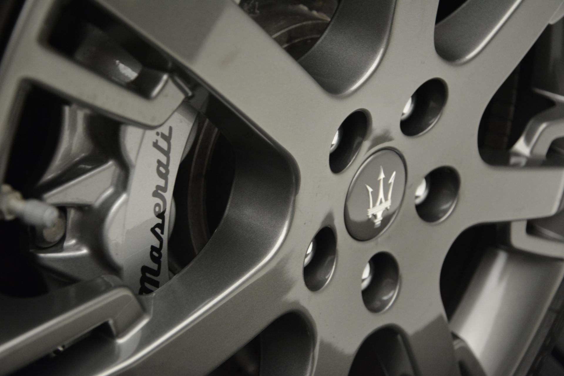 Used 2012 Maserati GranTurismo  For Sale In Greenwich, CT. Alfa Romeo of Greenwich, B1127A 157_p30