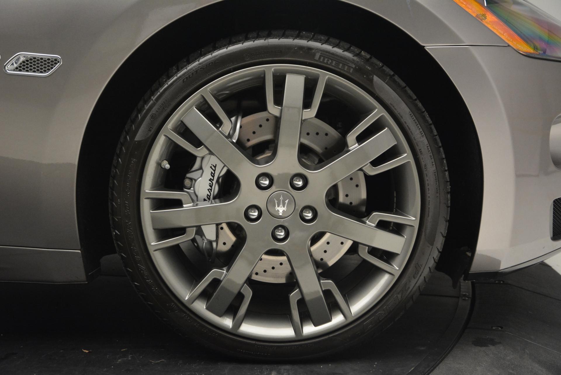 Used 2012 Maserati GranTurismo  For Sale In Greenwich, CT. Alfa Romeo of Greenwich, B1127A 157_p31