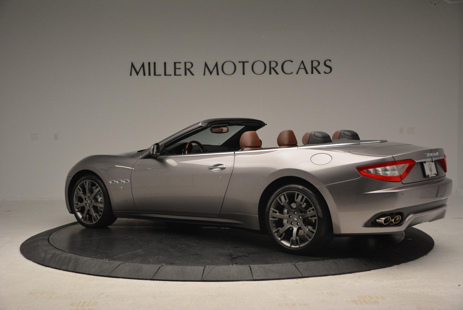 Used 2012 Maserati GranTurismo  For Sale In Greenwich, CT. Alfa Romeo of Greenwich, B1127A 157_p4