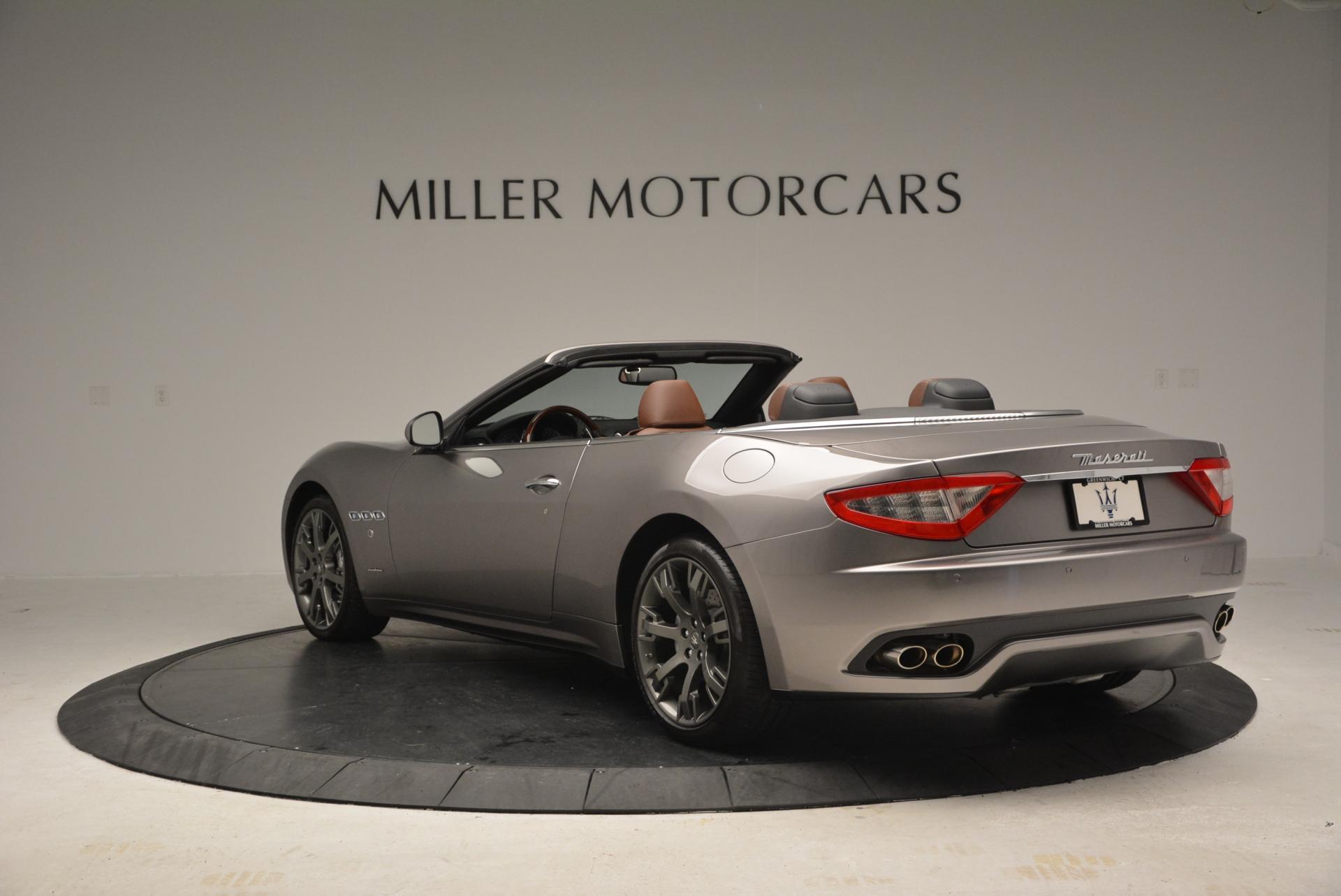 Used 2012 Maserati GranTurismo  For Sale In Greenwich, CT. Alfa Romeo of Greenwich, B1127A 157_p5