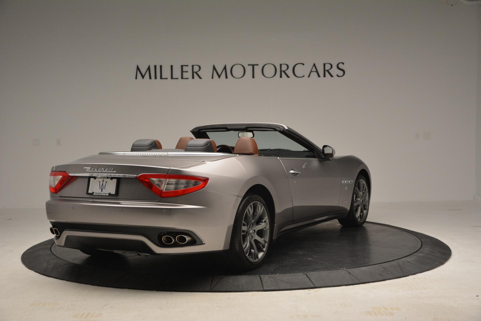 Used 2012 Maserati GranTurismo  For Sale In Greenwich, CT. Alfa Romeo of Greenwich, B1127A 157_p7