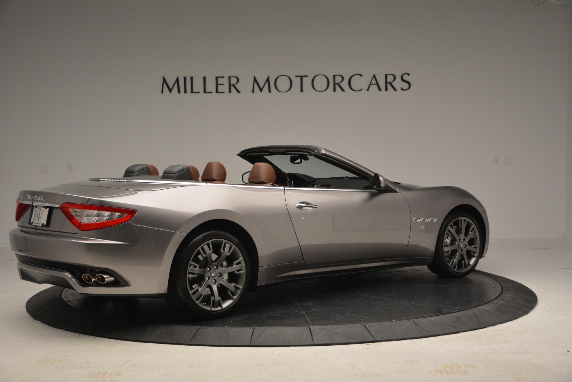 Used 2012 Maserati GranTurismo  For Sale In Greenwich, CT. Alfa Romeo of Greenwich, B1127A 157_p8