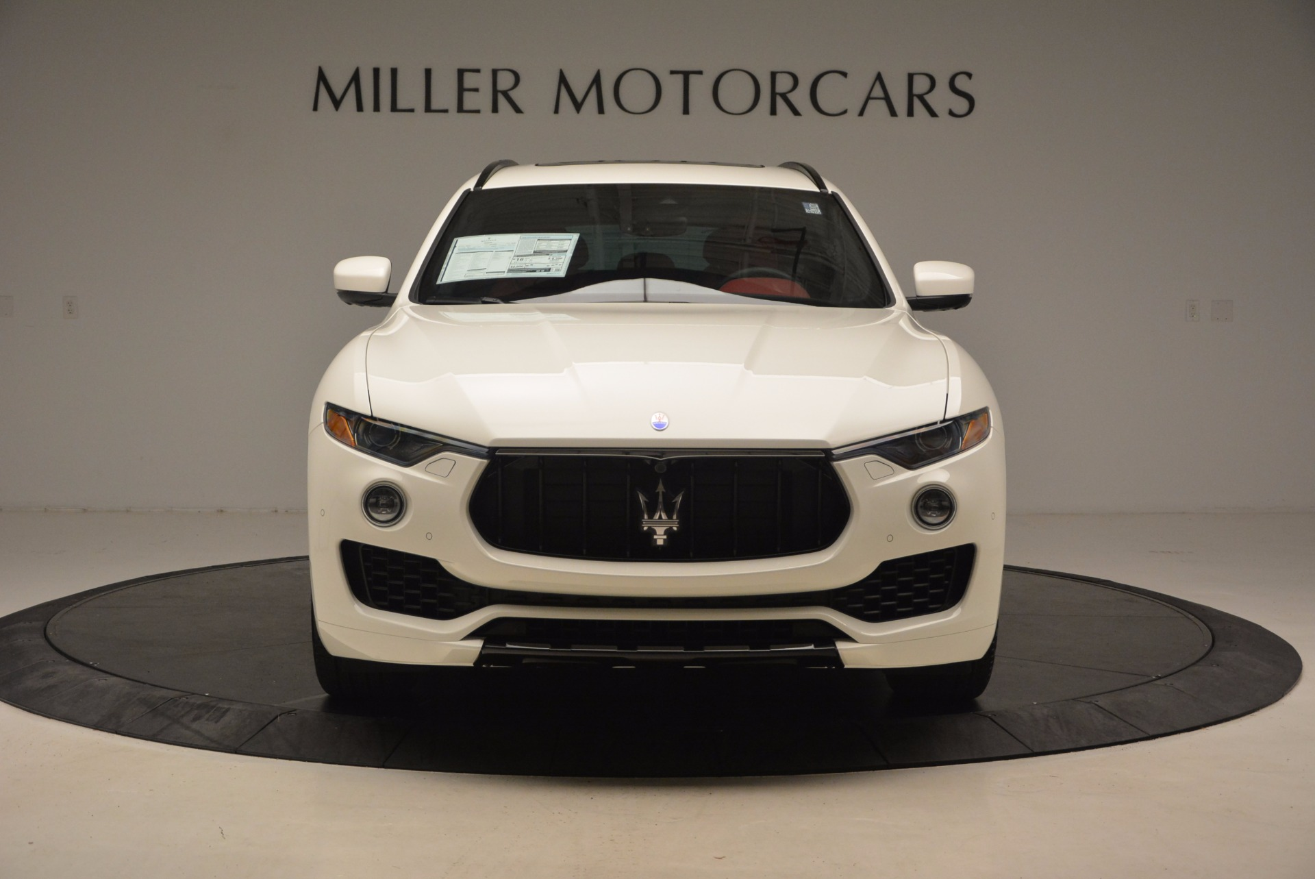 New 2018 Maserati Levante Q4 GranSport For Sale In Greenwich, CT. Alfa Romeo of Greenwich, W504 1570_p12