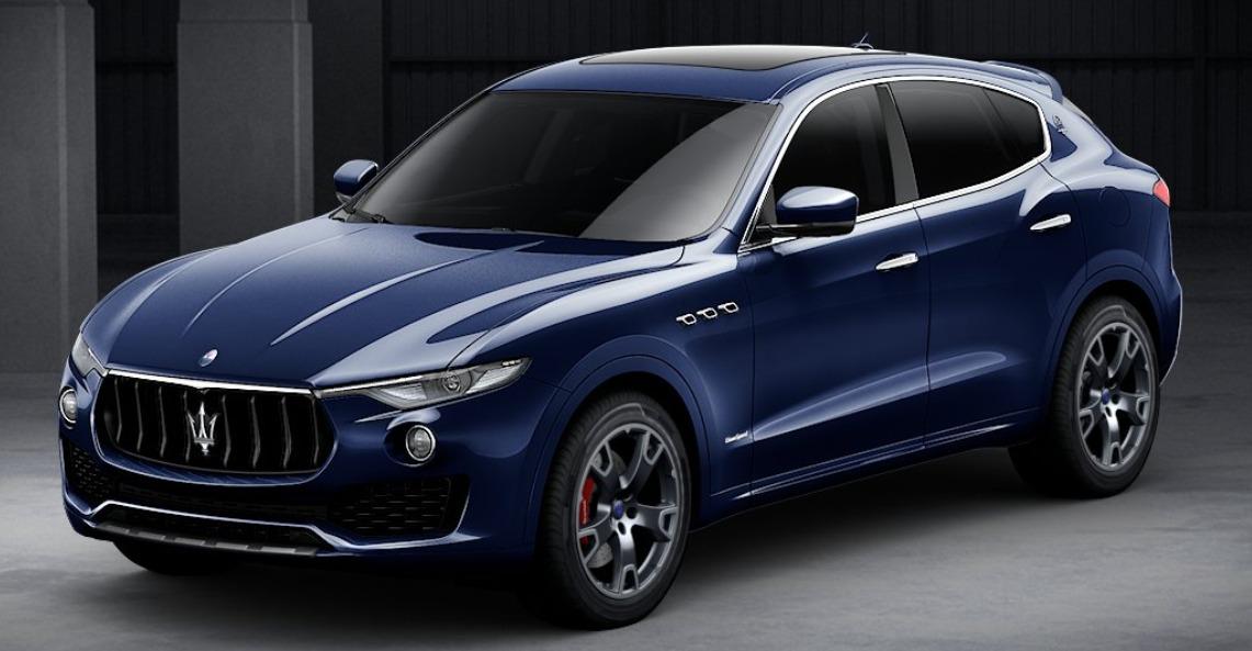 New 2018 Maserati Levante S GranSport For Sale In Greenwich, CT. Alfa Romeo of Greenwich, W505 1571_main