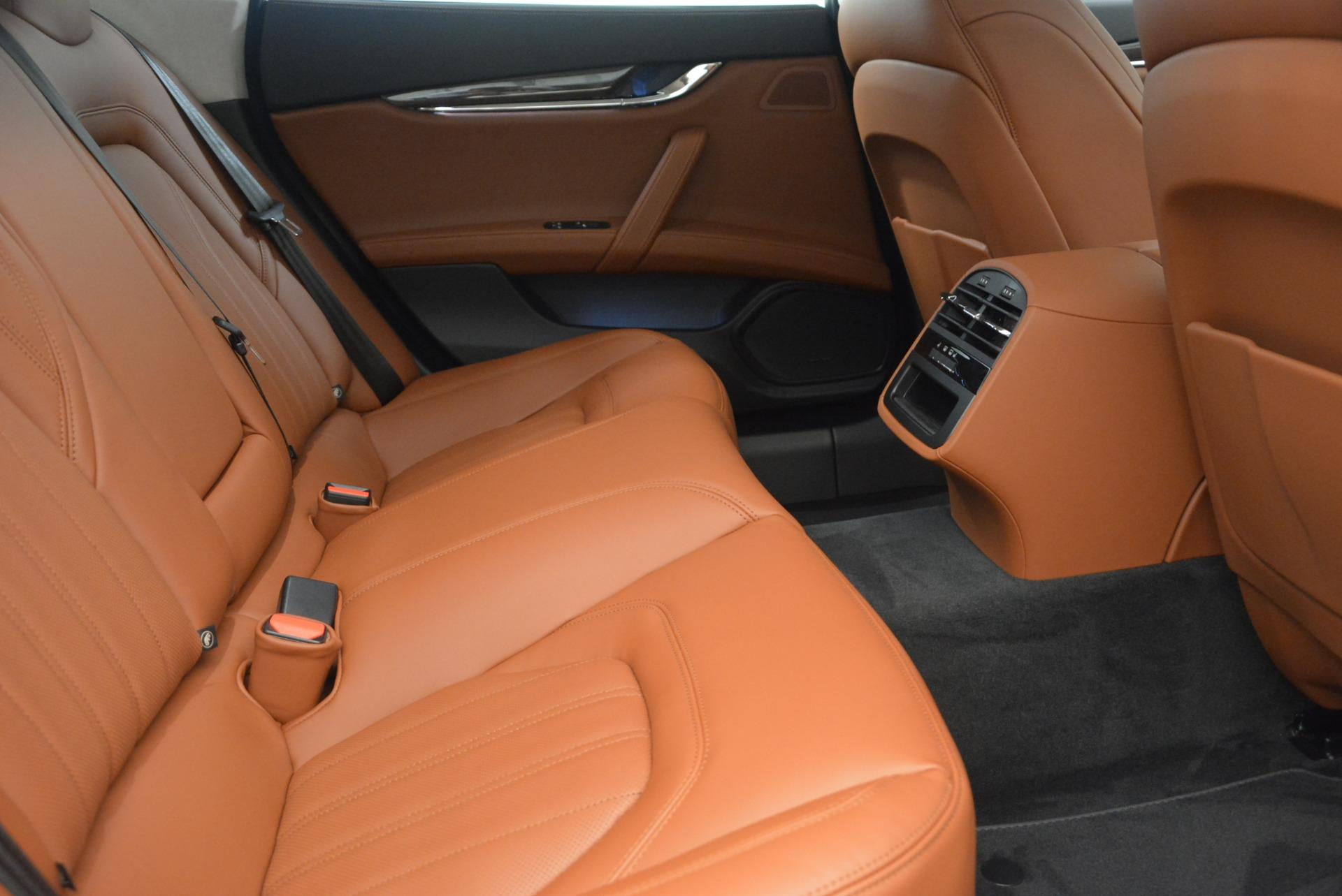 Used 2018 Maserati Quattroporte S Q4 GranLusso For Sale In Greenwich, CT. Alfa Romeo of Greenwich, W658A 1572_p22