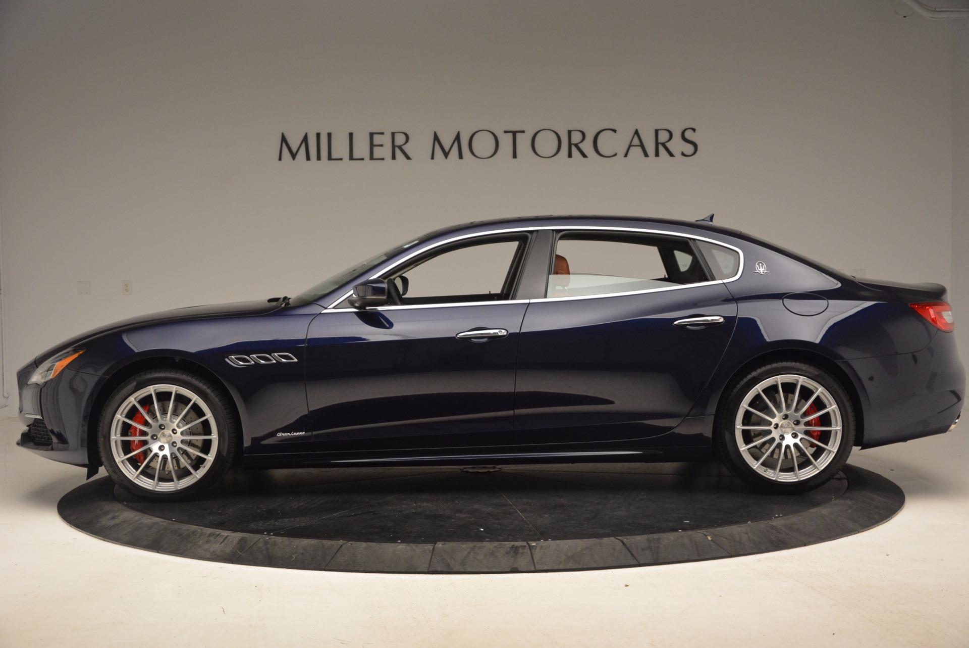 Used 2018 Maserati Quattroporte S Q4 GranLusso For Sale In Greenwich, CT. Alfa Romeo of Greenwich, W658A 1572_p3