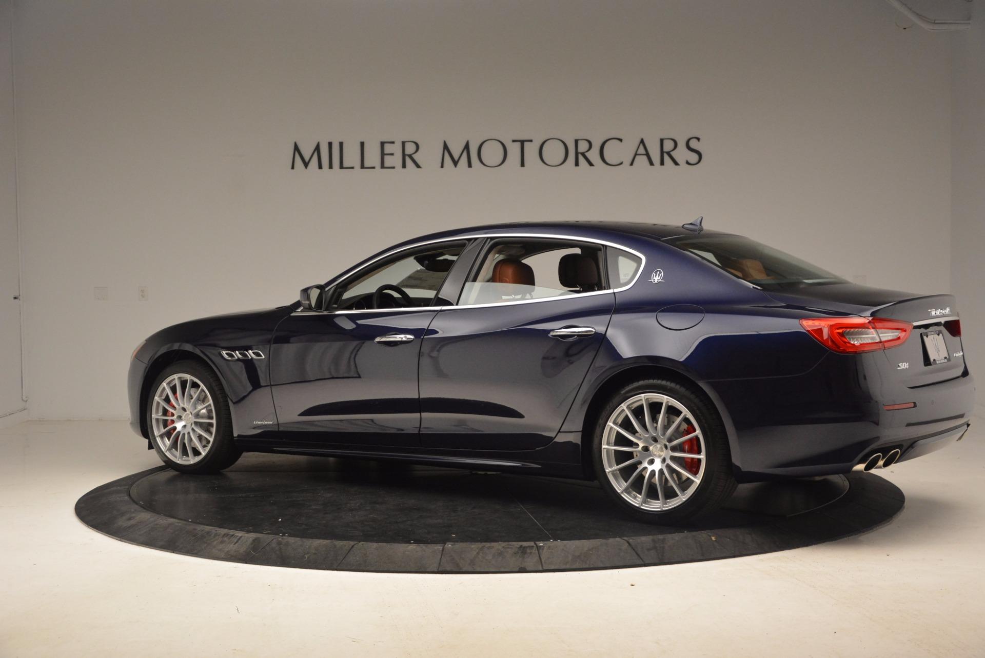 Used 2018 Maserati Quattroporte S Q4 GranLusso For Sale In Greenwich, CT. Alfa Romeo of Greenwich, W658A 1572_p4