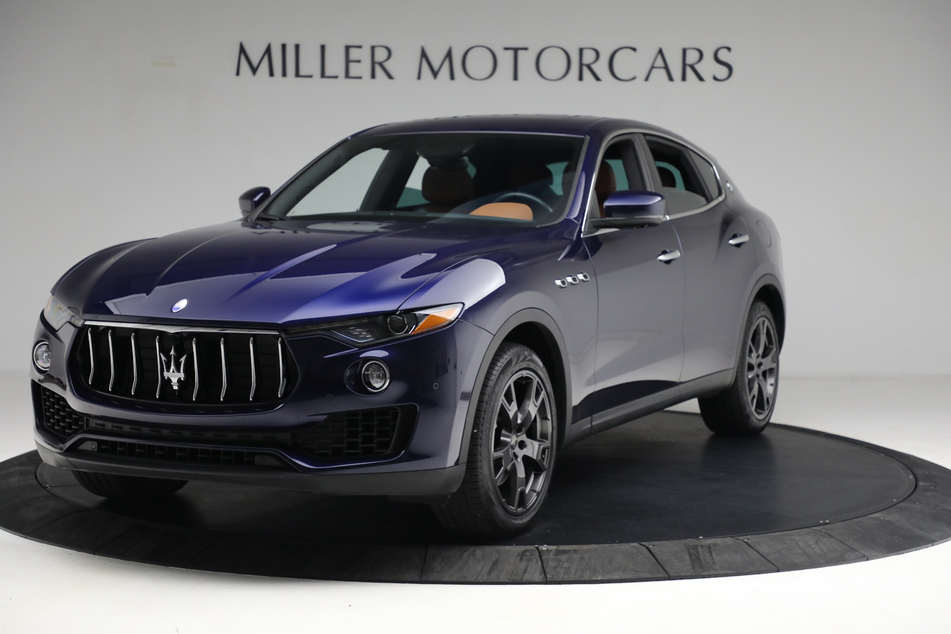 New 2018 Maserati Levante Q4 For Sale In Greenwich, CT. Alfa Romeo of Greenwich, M1924 1573_main