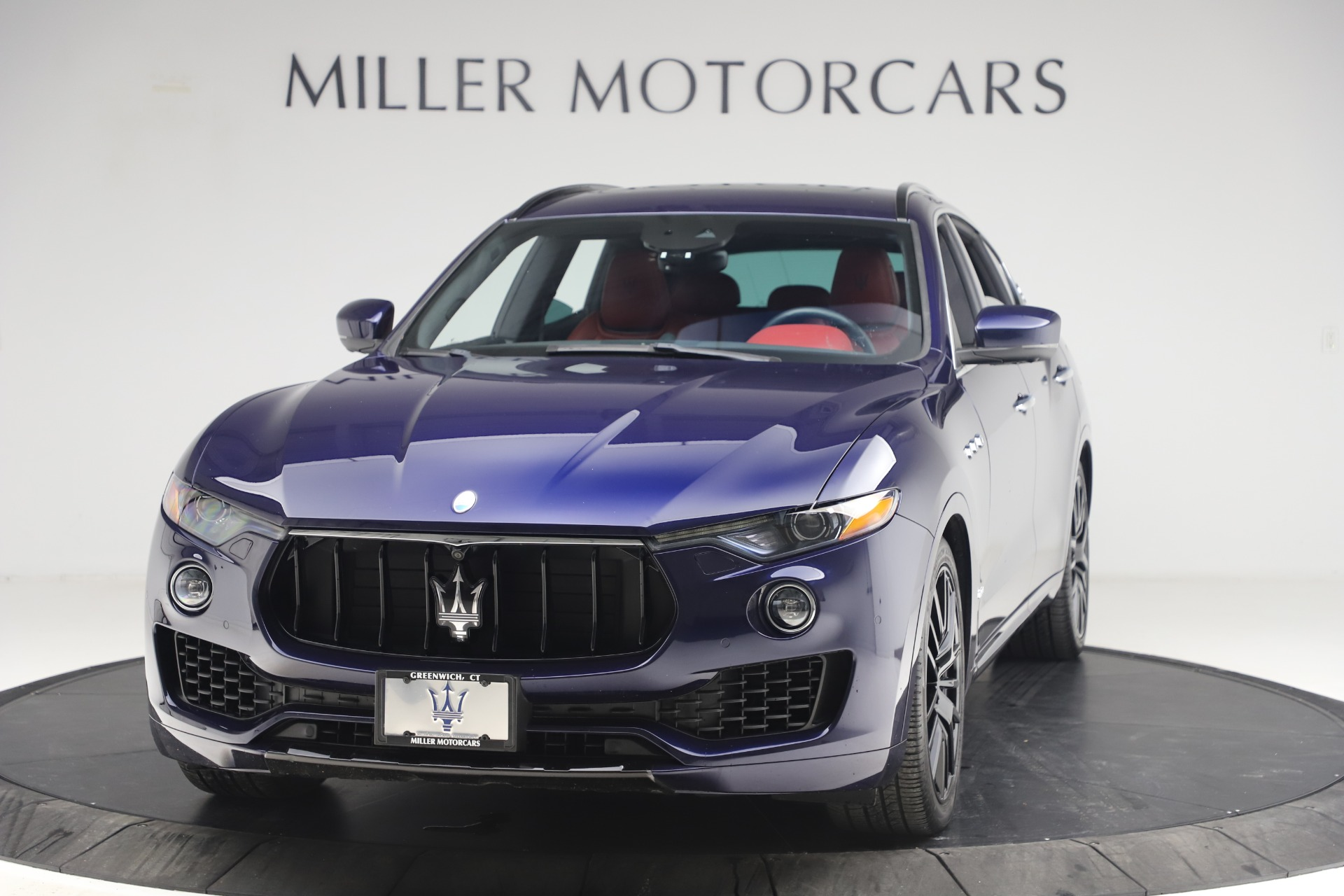 New 2018 Maserati Levante S GranSport For Sale In Greenwich, CT. Alfa Romeo of Greenwich, M1927
