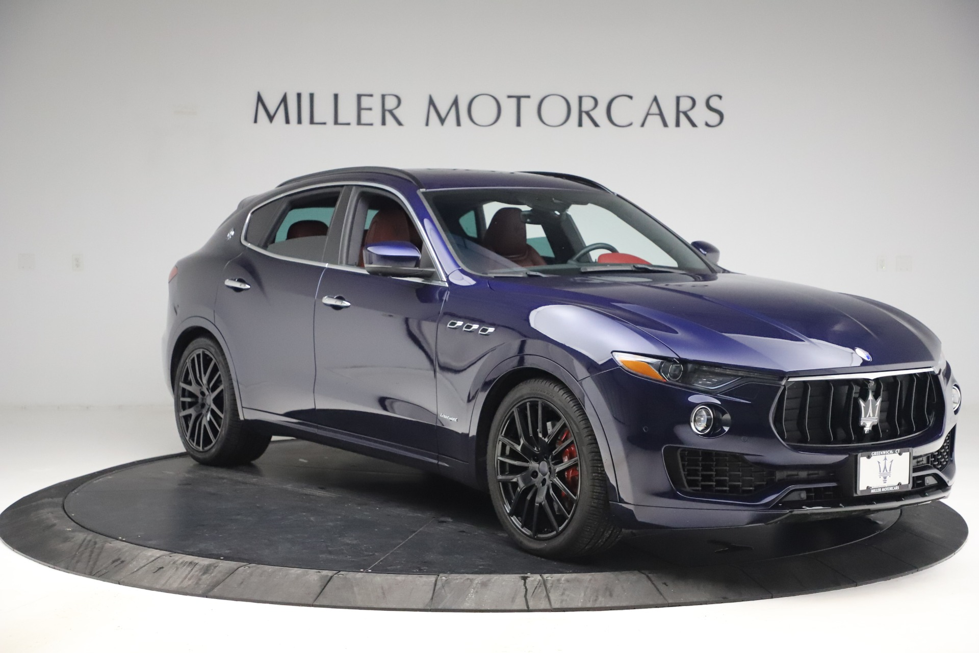 New 2018 Maserati Levante S GranSport For Sale In Greenwich, CT. Alfa Romeo of Greenwich, M1927 1575_p12