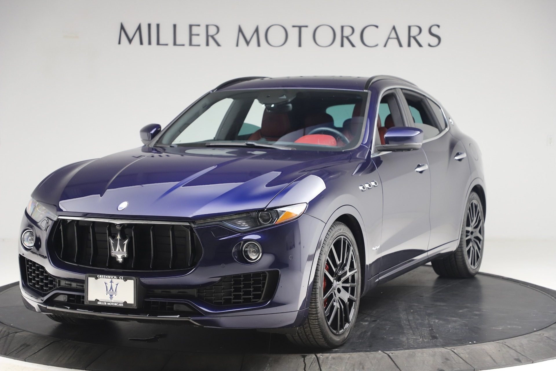 New 2018 Maserati Levante S GranSport For Sale In Greenwich, CT. Alfa Romeo of Greenwich, M1927 1575_p2