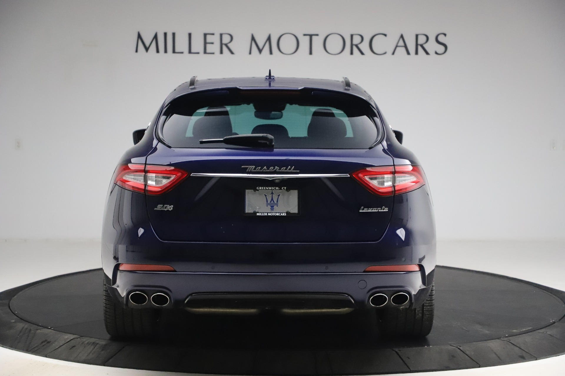 New 2018 Maserati Levante S GranSport For Sale In Greenwich, CT. Alfa Romeo of Greenwich, M1927 1575_p7