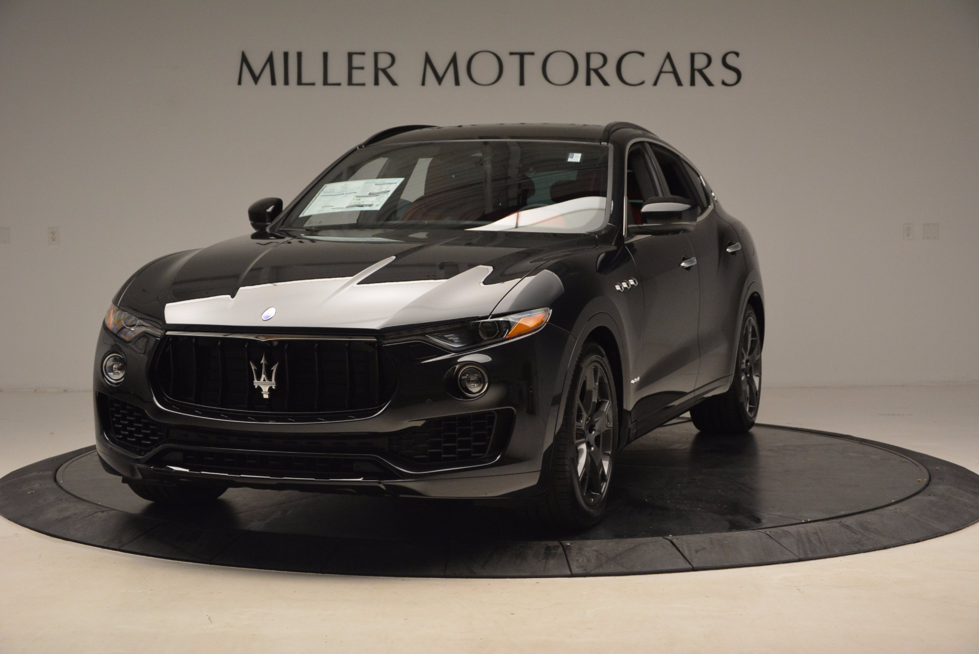 New 2018 Maserati Levante Q4 GranSport For Sale In Greenwich, CT. Alfa Romeo of Greenwich, M1929