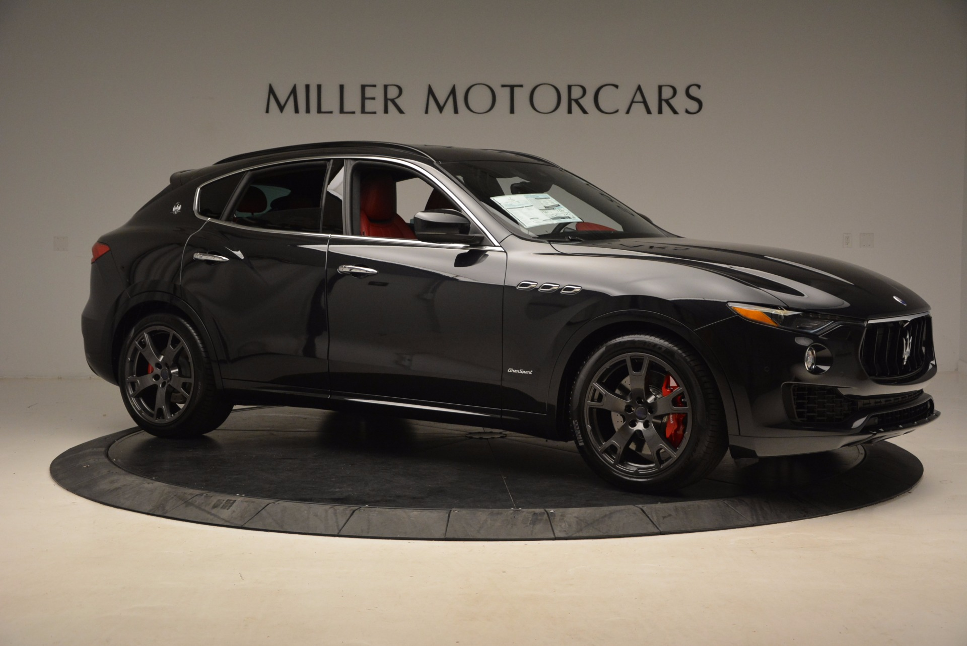 New 2018 Maserati Levante Q4 GranSport For Sale In Greenwich, CT. Alfa Romeo of Greenwich, M1929 1577_p10